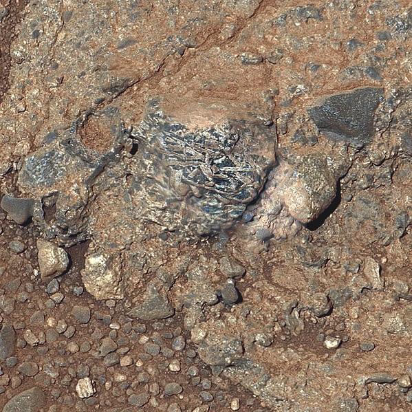 mars crystals